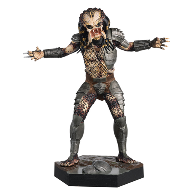 ALIEN & PREDATOR - Figurine Collection 1/16 - Predator