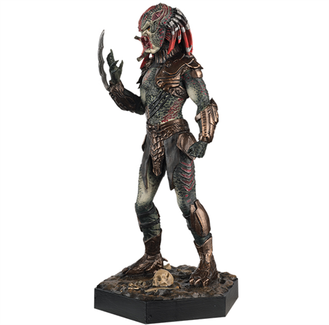 ALIEN & PREDATOR - Figurine Collection 1/16 - Berserker Pred. - 16.7cm