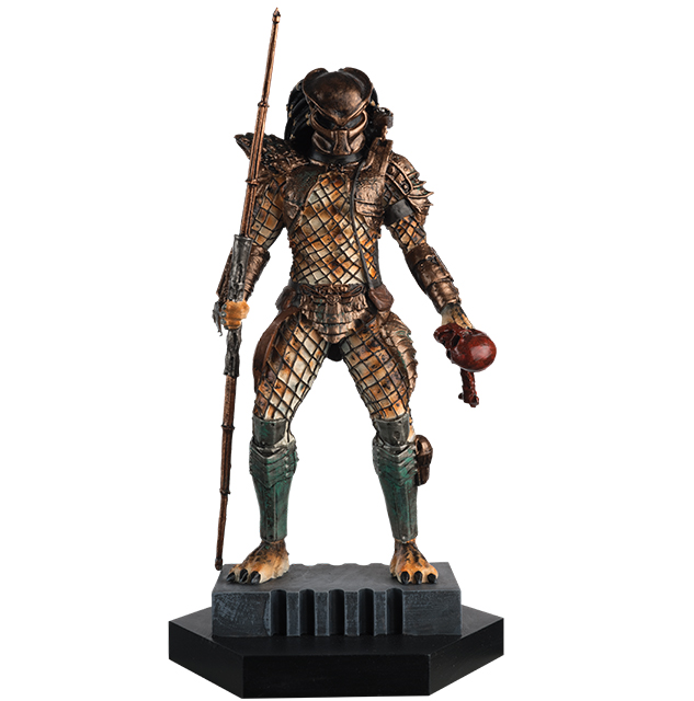 ALIEN & PREDATOR - Figurine Collection 1/16 - Hunter Predator - 15.8cm