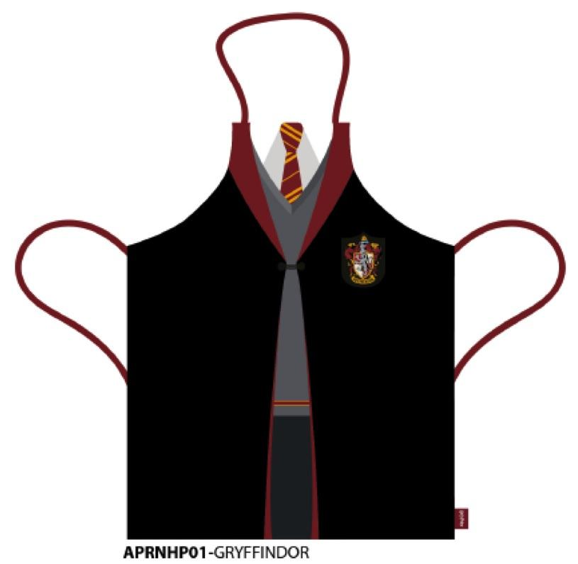 HARRY POTTER - Tablier - Gryffindor