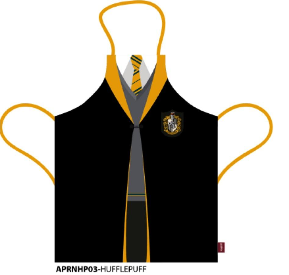 HARRY POTTER - Tablier - Hufflepuff