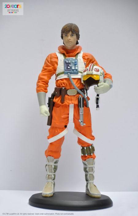 STAR WARS - ELITE Collection - Luke Snowspeeder Pilot - 18cm