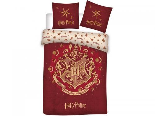 HARRY POTTER - Parure de lit 140x200cm - Hogwarts R. '100% Coton'