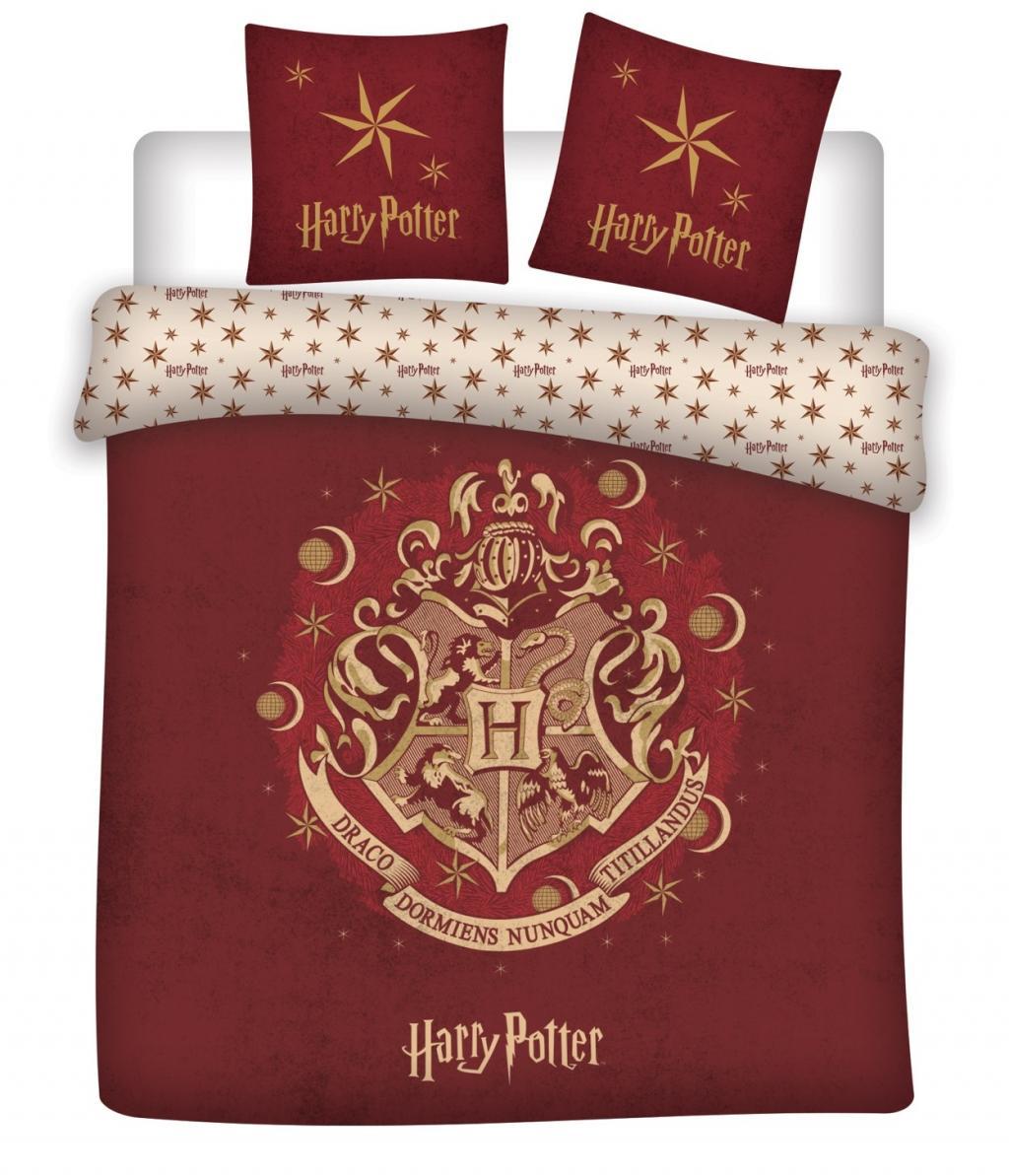 HARRY POTTER - Parure de lit 240x220cm - Hogwarts R. '100% Microfibre'_1