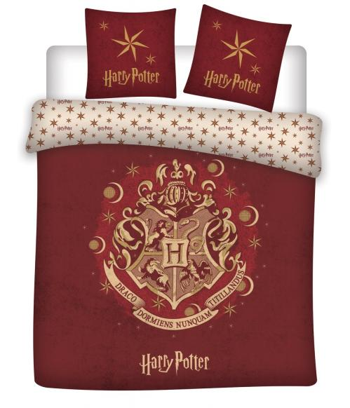 HARRY POTTER - Parure de lit 240x220cm - Hogwarts R. '100% Microfibre'