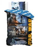 STAR WARS - Parure de lit 140X200 - Trooper '100% Poly'