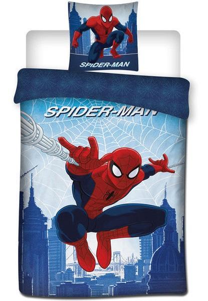 SPIDERMAN - Parure de lit 140x200cm - '100% microfibre'