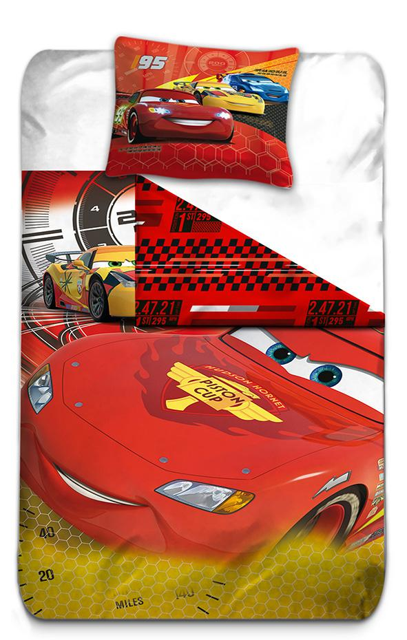 CARS - Parure de lit 140X200 - Piston Cup '100% Poly'