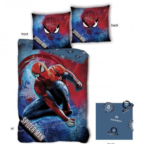 MARVEL - Parure de lit 140X200 - Spiderman - Vers 3 '100% microfibre'