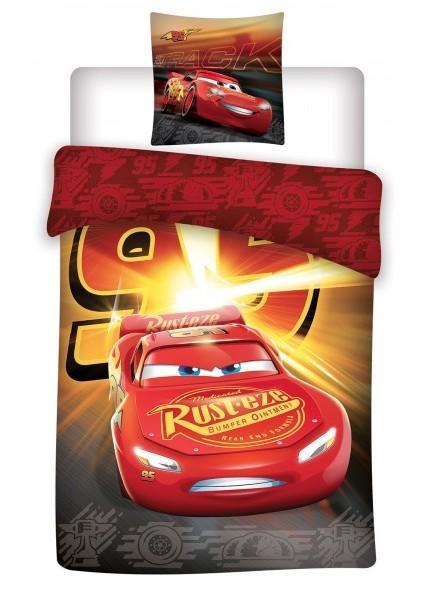 CARS - Parure de lit 140X200 - Rust-Eze '100% Poly'