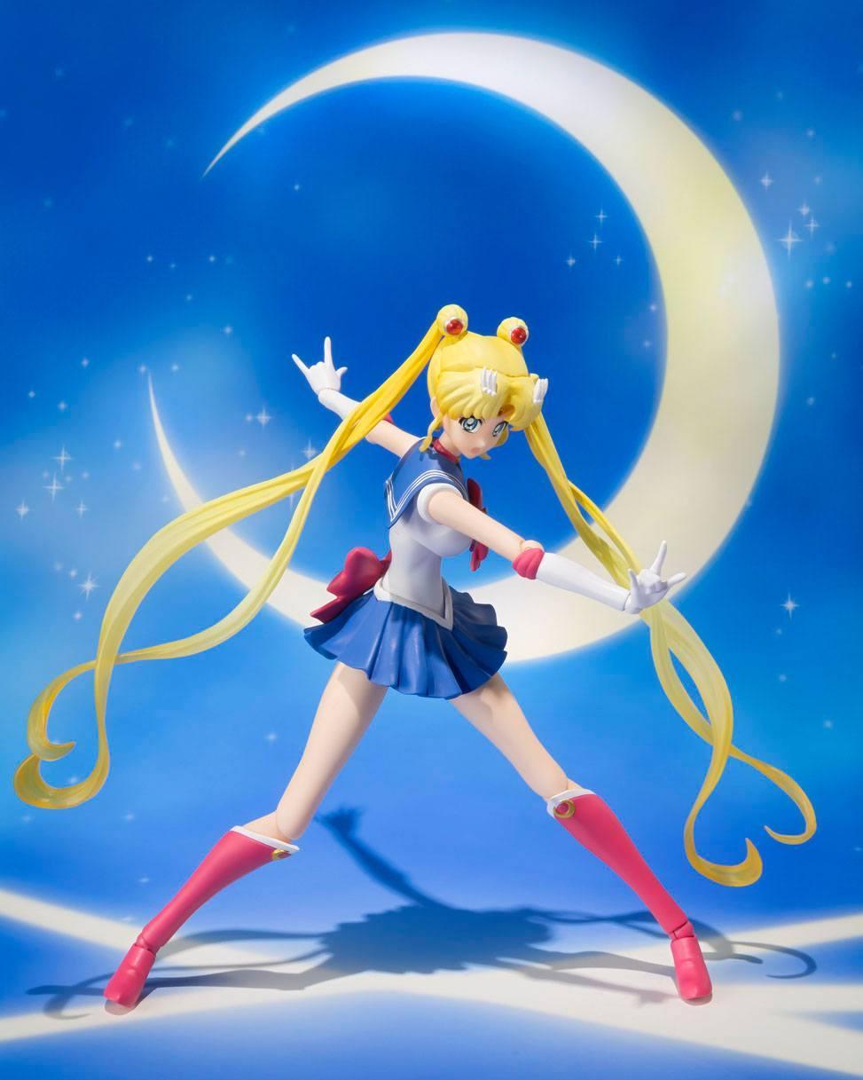 SAILOR MOON CRYSTAL - Sailor Moon Season 3 Figuarts - 14cm (Bandai)