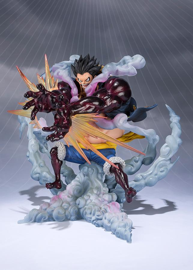 ONE PIECE - Zero Luffy Gear 4 Figuarts (Bandai)