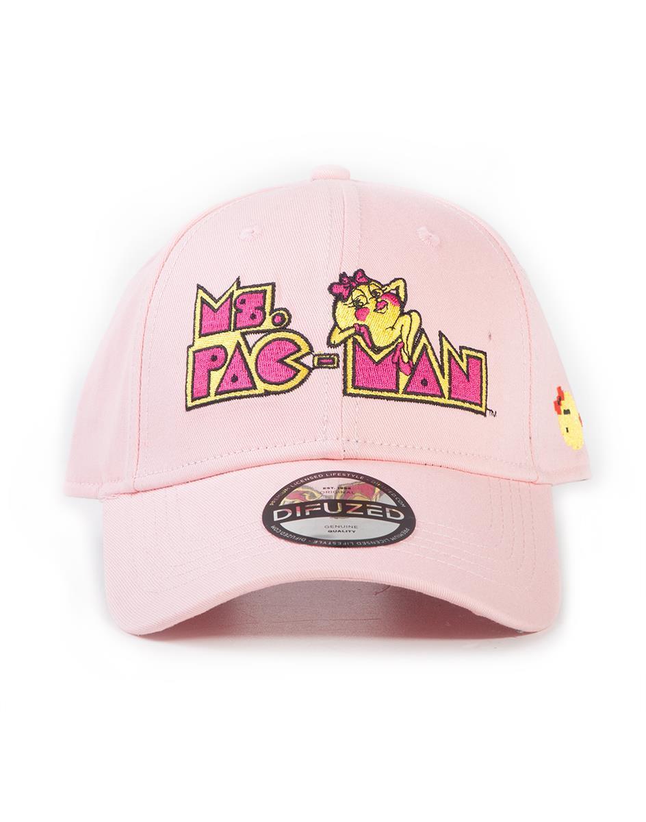 PAC-MAN - Casquette - MS. Pac-Man Vintage