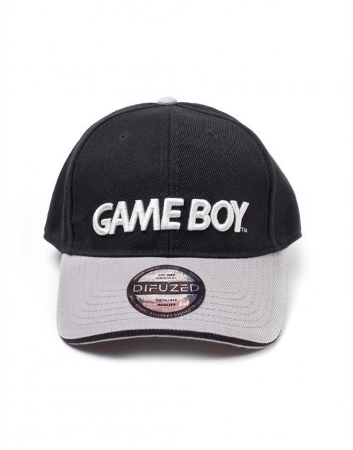 NINTENDO - Casquette - GameBoy Logo