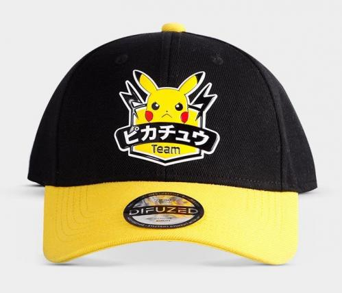 POKEMON - Olympics Hero - Casquette avec badge