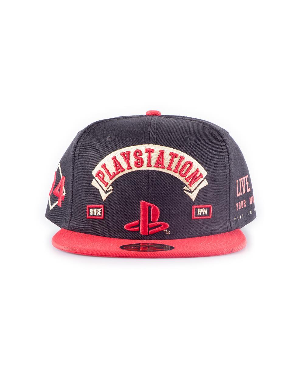 PLAYSTATION - Casquette_1