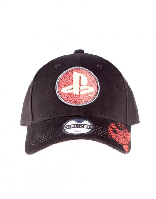PLAYSTATION - Casquette - Biker Japanese