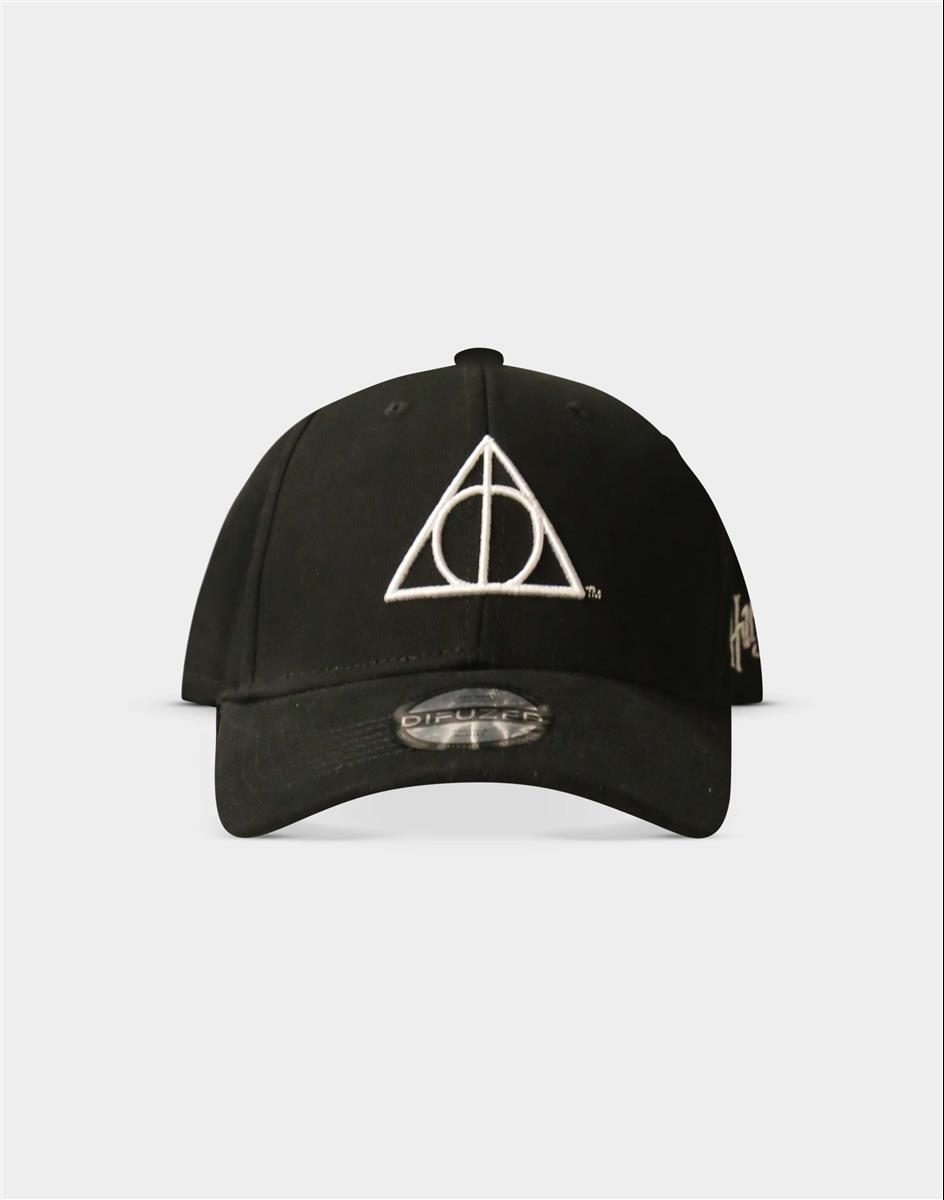 HARRY POTTER - Deathly Hallows - Casquette_1