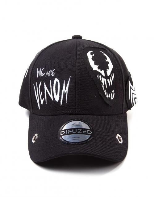 MARVEL - Casquette - Venom Grunge