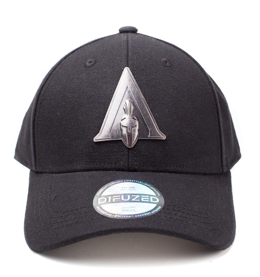 ASSASSIN'S CREED ODYSSEY - Metal Badge Logo Curved Cap