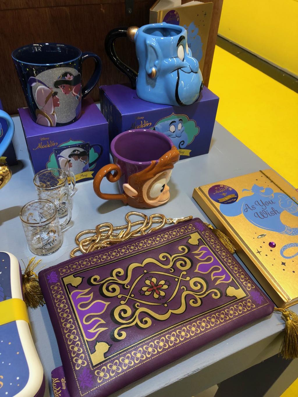 DISNEY - Aladdin Sac à Main - Magic Carpet_5