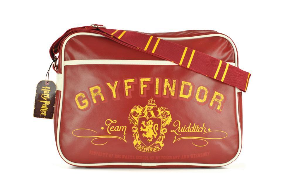 HARRY POTTER - Messenger Bag - Retro Gryffindor