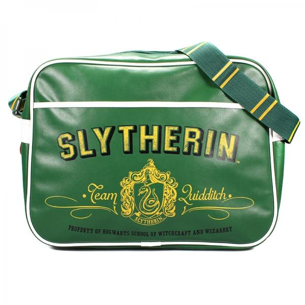 HARRY POTTER - Messenger Bag - Retro Slytherin