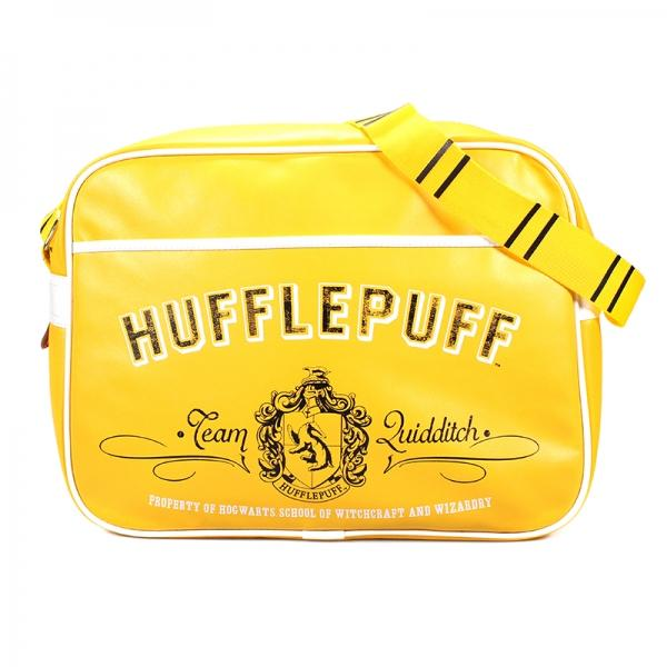 HARRY POTTER - Messenger Bag - Retro Hufflepuff