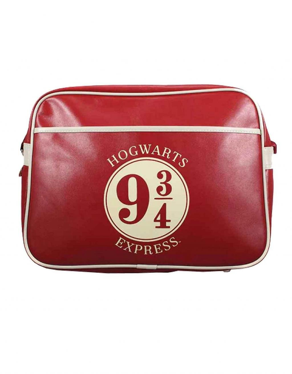 HARRY POTTER - Retro Messenger Bag - Platform 9 3/4