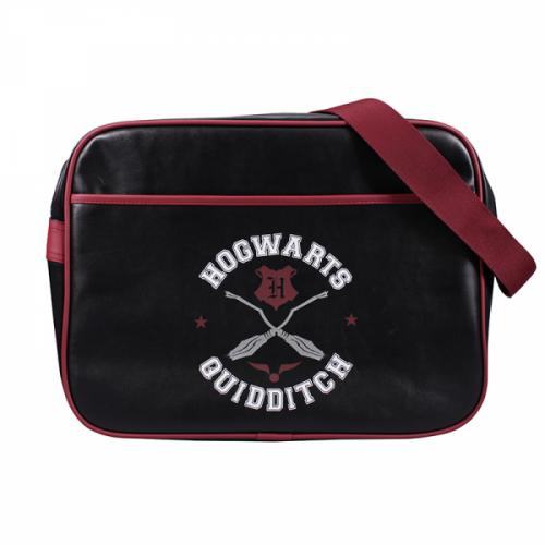 HARRY POTTER - Retro Messenger Bag - Quidditch