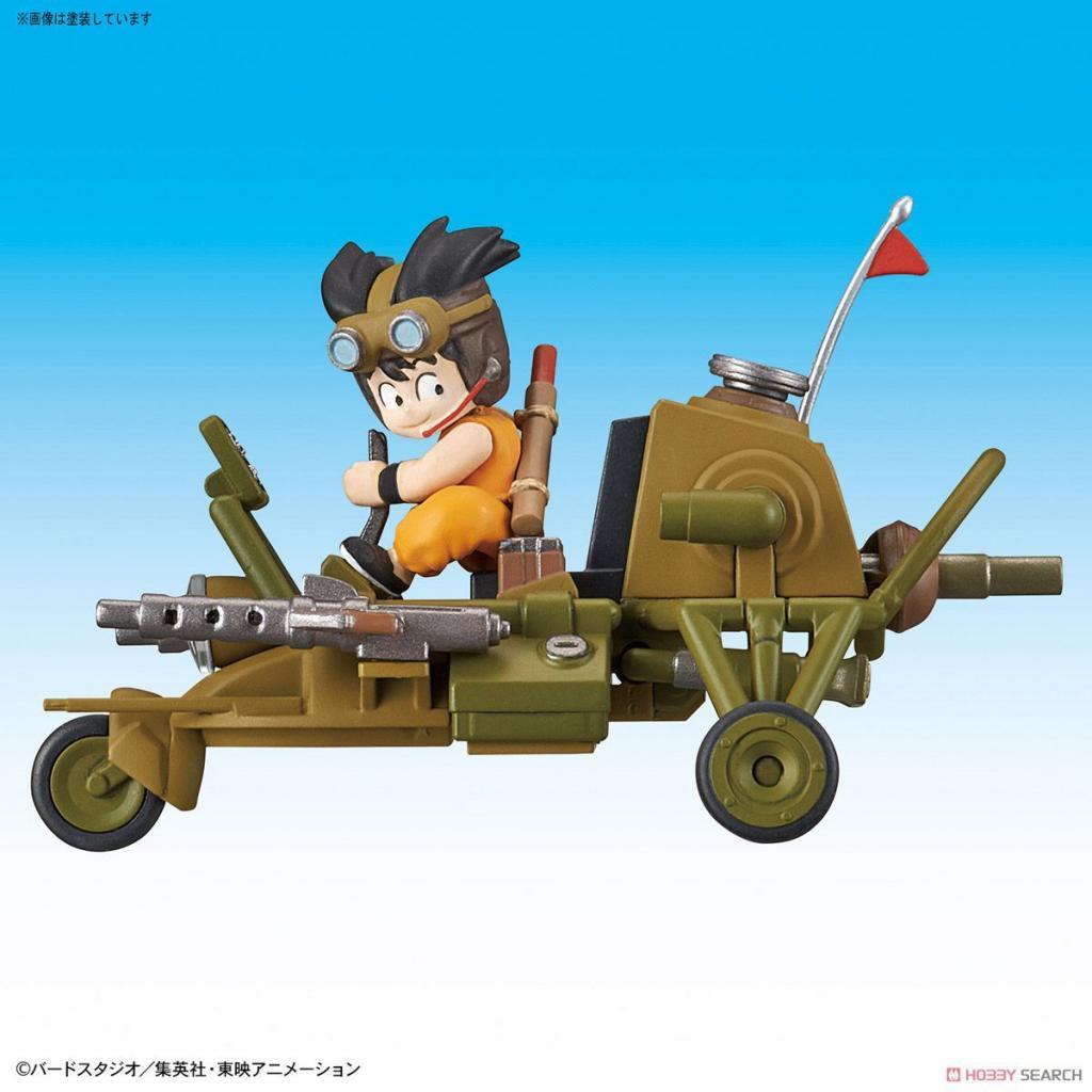 DRAGON BALL - Model Kit - Mecha Collection 04 - Son Goku Jet Buggy_3