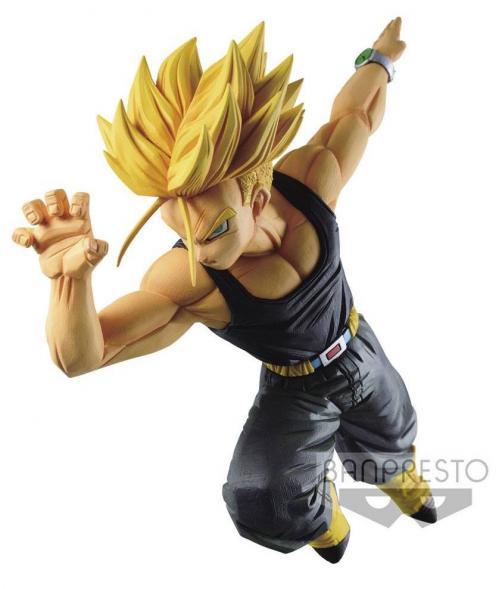 DRAGON BALL Z - Match Makers - Super Saiyan Trunks Figurine - 15cm