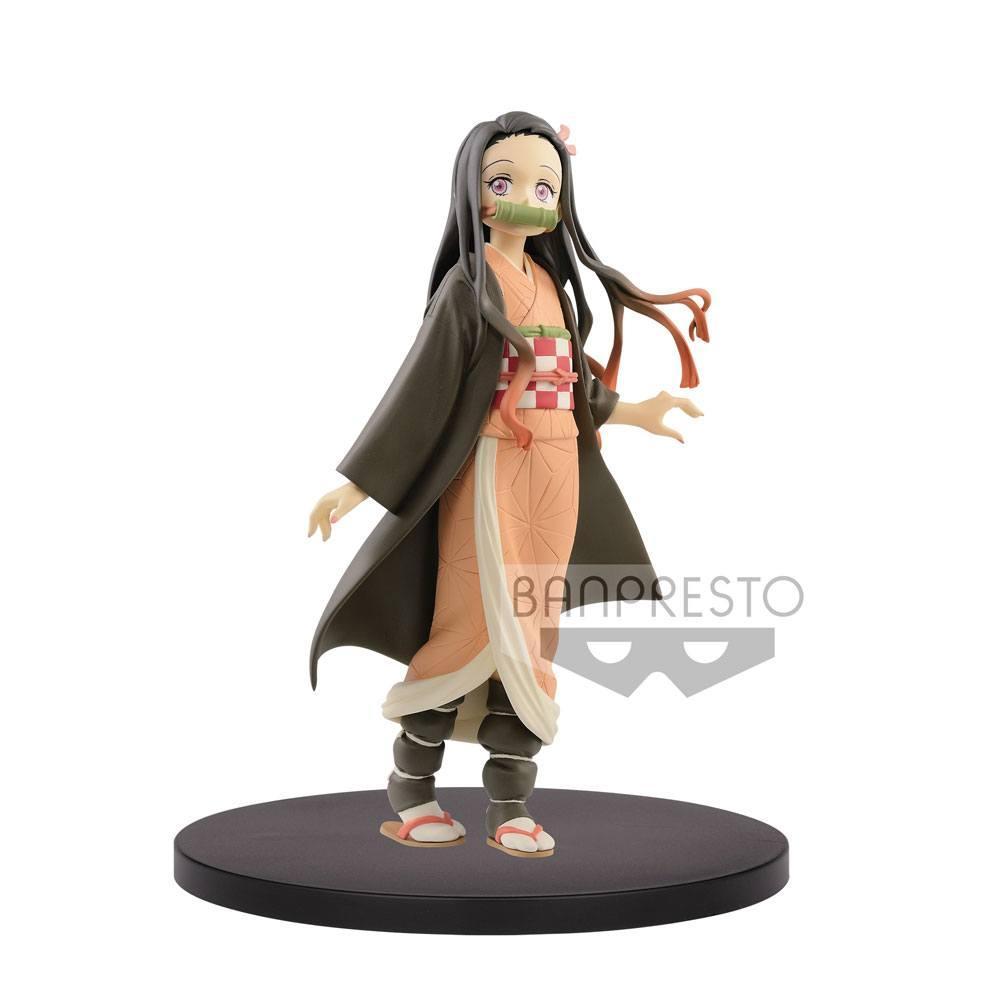 KIMETSU NO YAIBA - Figure vol 3A - Nezuko Kamado - 15cm