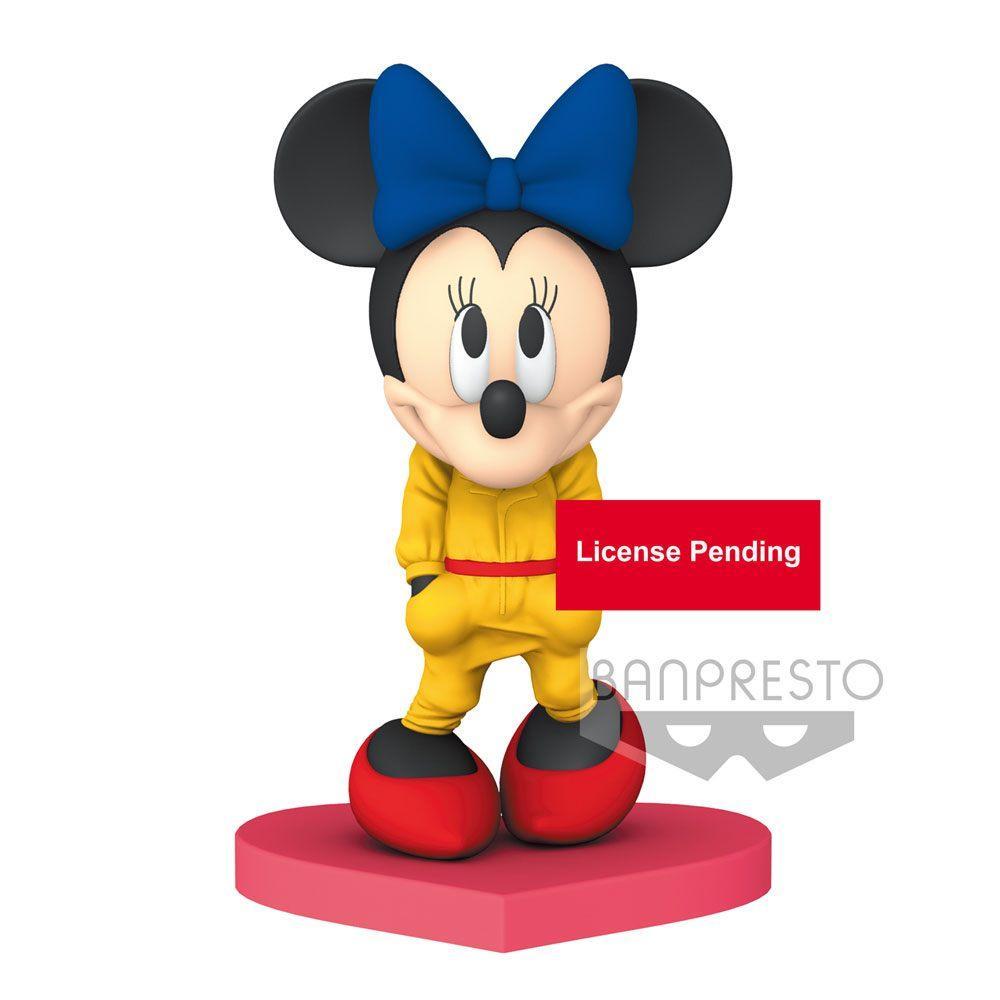DISNEY - Q Posket Best Dressed Series - Minnie Mouse Vers. A - 10cm_1