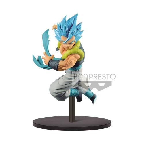 DRAGON BALL - SSGSS Gogeta - Figurine Chosenshiretsuden 17cm vol.5A