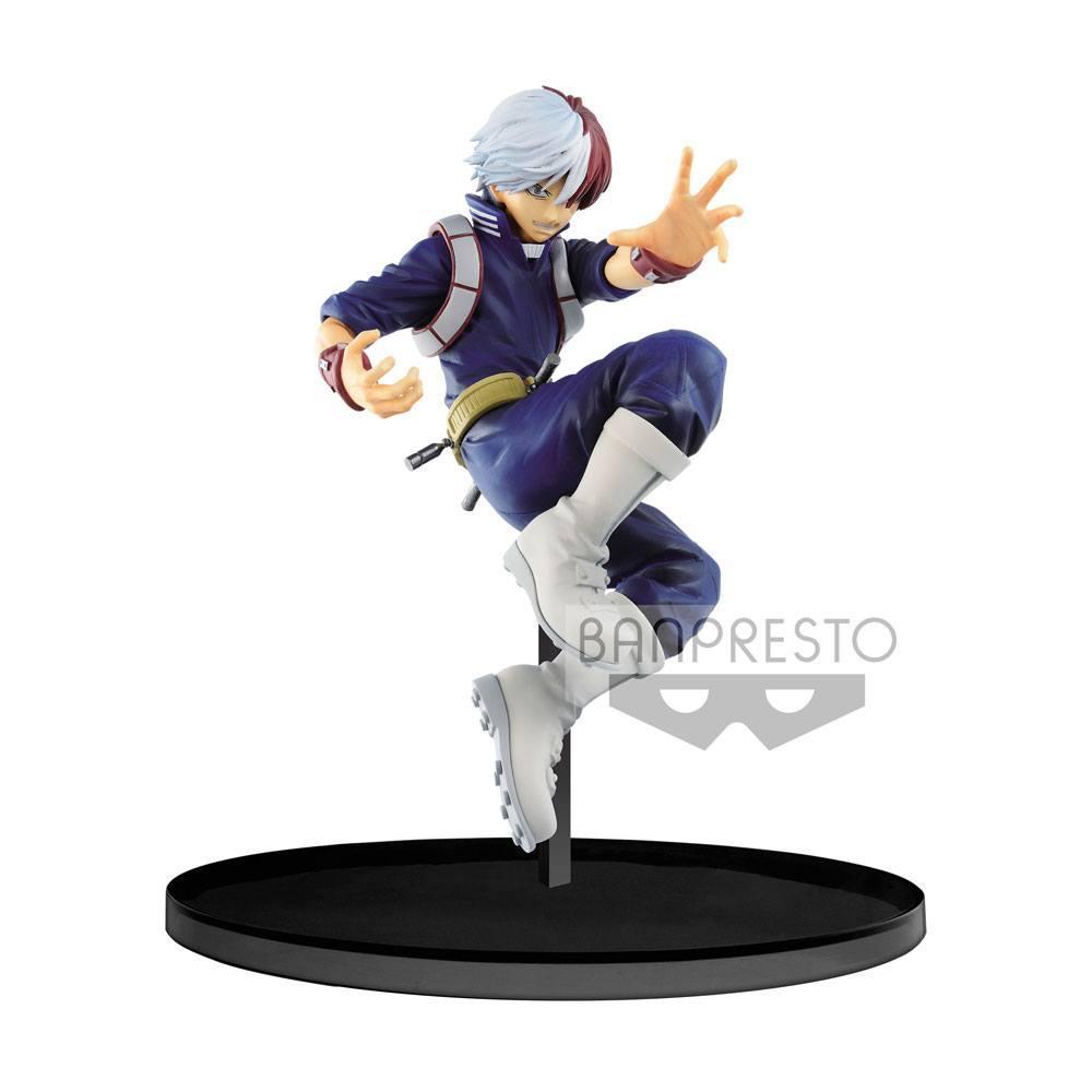 MY HERO ACADEMIA - Figurine Colosseum - Vol 3 - Shoto Todoroki - 13cm