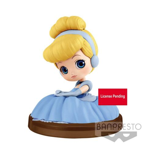 DISNEY - Q Posket Mini - Cendrillon - 7cm