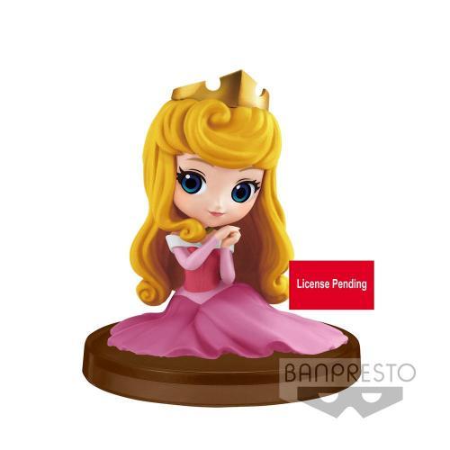 DISNEY - Q Posket Mini - Princesse Aurore - 7cm