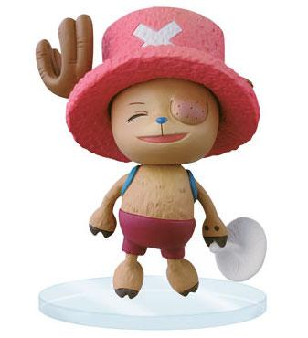 ONE PIECE - Dramatic Showcase S8v1 - Chopper Version A - 6cm_2