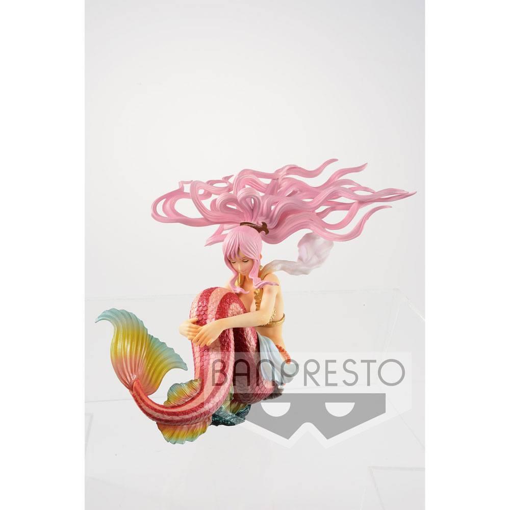 ONE PIECE - Figurine SCultures - Shirahoshi Rainbow Color Vers. - 10cm