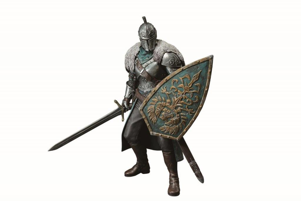 DARK SOULS II - Sculpt Collection Vol 1 - Faraam Knight - 18cm 'REPRO'