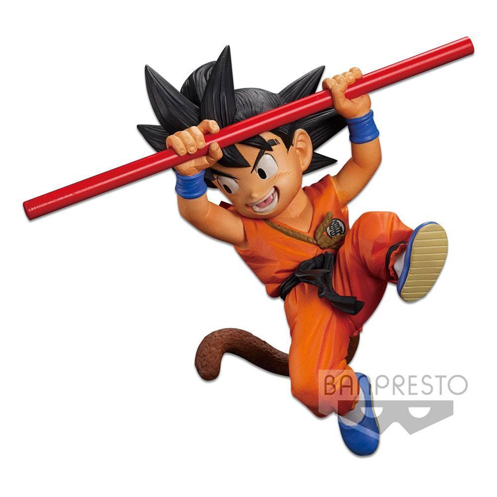 DRAGON BALL SUPER - Figurine Son Goku Fes Vol 4 - Young Goku *R_1