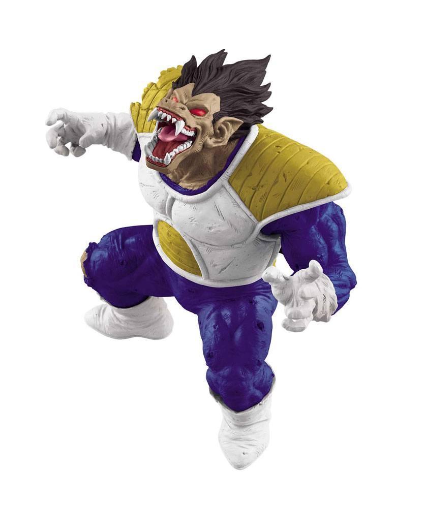 DRAGON BALL Z - Figurine Creator x Creator - Ohzaru Vegeta - 13cm *R_1