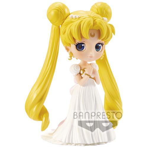 SAILOR MOON - Figurine Q Posket - Princess Serenity - 14cm