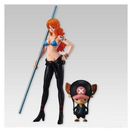 ONE PIECE - Figurine Movie Vol 2 - Mami & Tony Chopper - 14cm