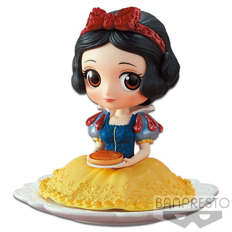 DISNEY - Q Posket SUGIRLY Snow White Normal Color Version - 9cm