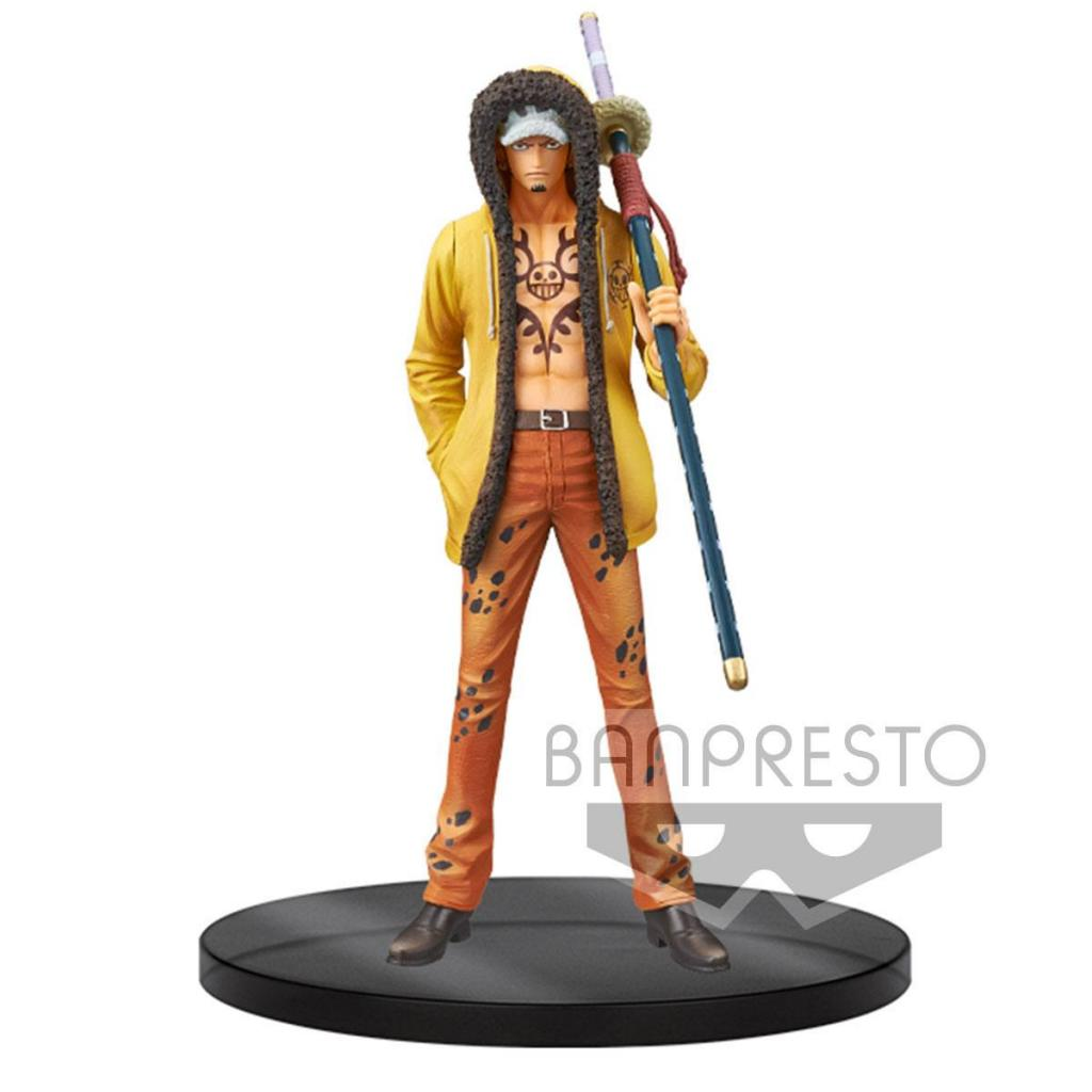 ONE PIECE STAMPEDE - DXF Grandline - Vol 5 - Trafalgar Law - 17cm