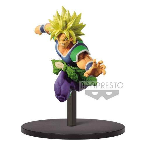 DRAGON BALL SUPER - Match Makers - Super Saiyan Broly - 18cm
