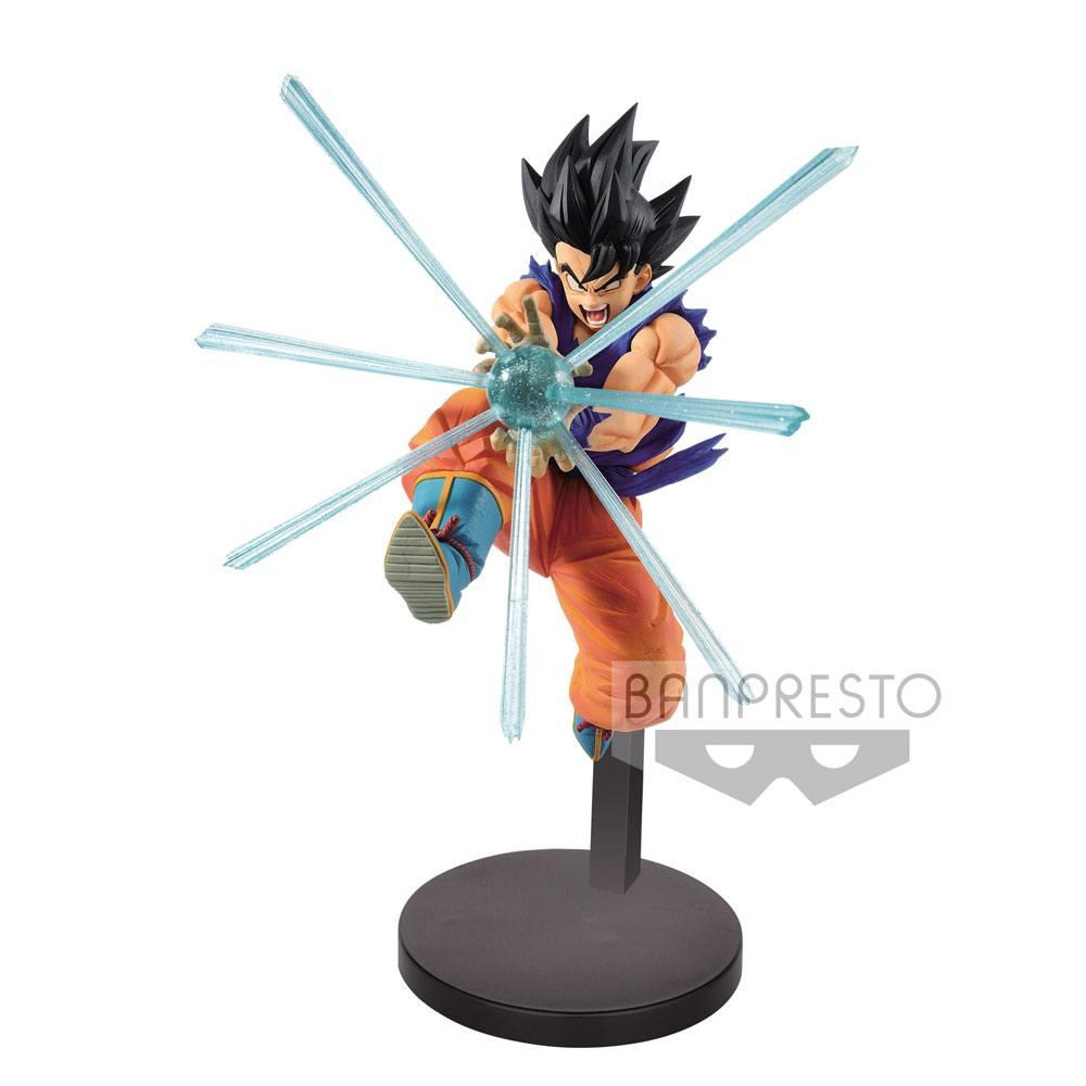 DRAGON BALL - Figurine Gxmateria - The Son Goku - 15cm