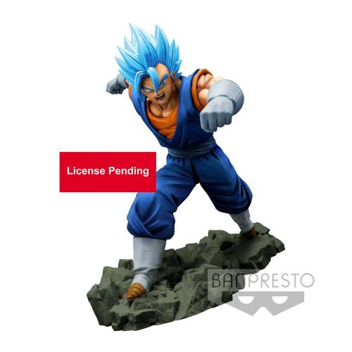 DRAGON BALL Z - Figurine Dokkan Battle - SSGSS Vegetto - 16cm